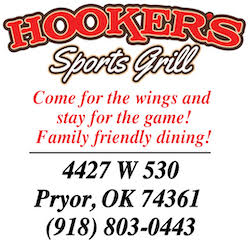 Hookers Sports Grill Roberts 250