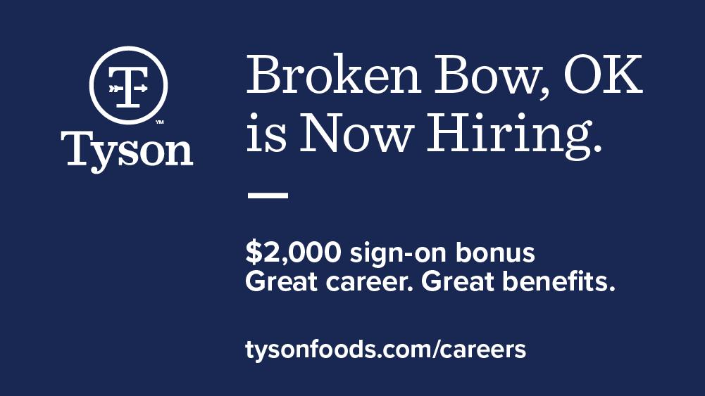 Tyson Jobs 1125