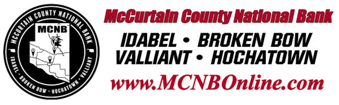 McCurtain County Bank 1125